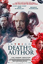 Watch Free Intrigo: Death of an Author (2018)