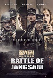 Watch Free The Battle of Jangsari (2019)