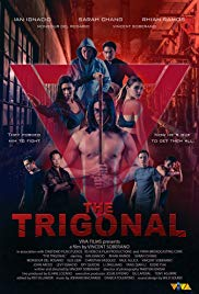 Watch Free The Trigonal: Fight for Justice (2018)