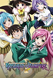 Watch Free Rosario + Vampire (2008)