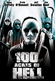 Watch Free 100 Acres of Hell (2016)