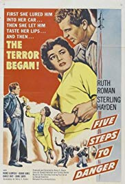 Watch Free 5 Steps to Danger (1956)