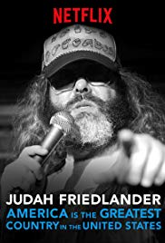 Watch Free Judah Friedlander: America is the Greatest Country in the United States (2017)