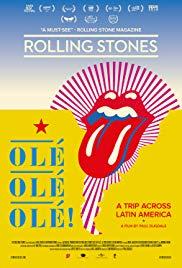 Watch Free The Rolling Stones Olé, Olé, Olé!: A Trip Across Latin America (2016)