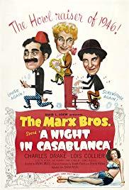 Watch Free A Night in Casablanca (1946)