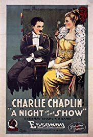 Watch Free A Night in the Show (1915)