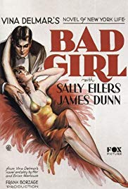 Watch Free Bad Girl (1931)