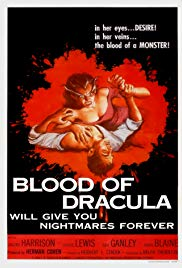 Watch Free Blood of Dracula (1957)