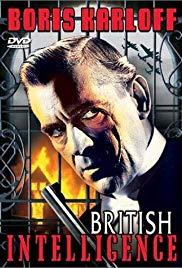 Watch Free British Intelligence (1940)