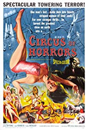 Watch Free Circus of Horrors (1960)