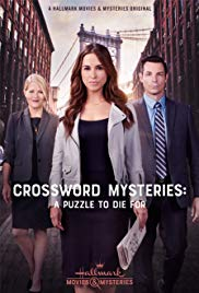 Watch Free Crossword Mysteries: A Puzzle to Die For (2019)