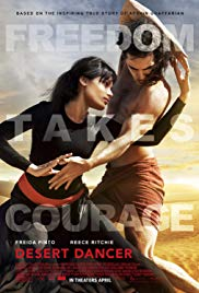 Watch Free Desert Dancer (2014)