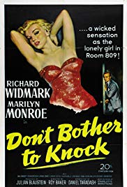 Watch Free Dont Bother to Knock (1952)