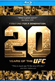 Watch Free Fighting for a Generation: 20 Years of the UFC (2013)