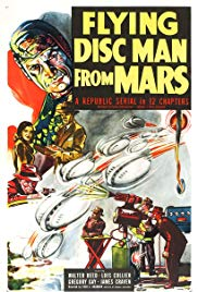 Watch Free Flying Disc Man from Mars (1950)