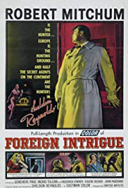 Watch Free Foreign Intrigue (1956)