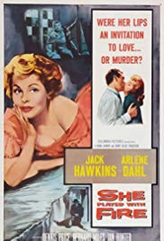 Watch Free She Played with Fire (1957)