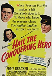 Watch Free Hail the Conquering Hero (1944)