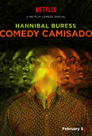 Watch Free Hannibal Buress: Comedy Camisado (2016)