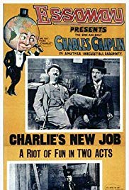 Watch Free His New Job (1915)