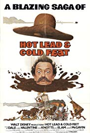 Watch Free Hot Lead and Cold Feet (1978)