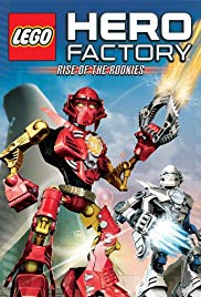 Watch Free Lego Hero Factory: Rise of the Rookies (2010)