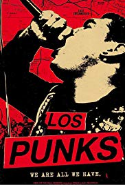 Watch Free Los Punks: We Are All We Have (2016)