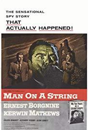 Watch Free Man on a String (1960)