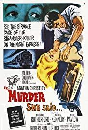 Watch Free Murder She Said (1961)