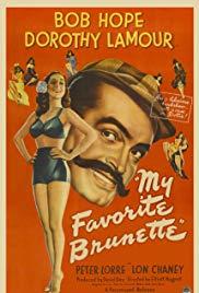 Watch Free My Favorite Brunette (1947)