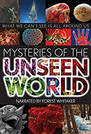 Watch Free Mysteries of the Unseen World (2013)