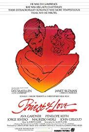 Watch Free Priest of Love (1981)