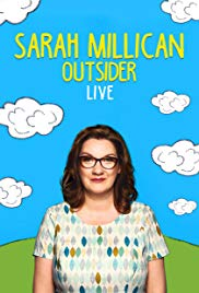 Watch Free Sarah Millican: Outsider Live (2016)