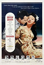Watch Free Sayonara (1957)