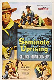 Watch Free Seminole Uprising (1955)