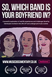 Watch Free So, Which Band is Your Boyfriend in? (2018)