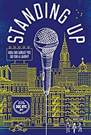 Watch Free Standing Up (2017)