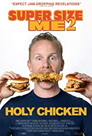 Watch Free Super Size Me 2: Holy Chicken! (2017)