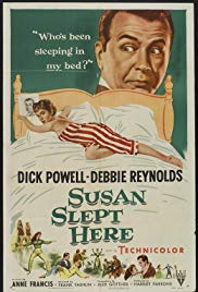 Watch Free Susan Slept Here (1954)