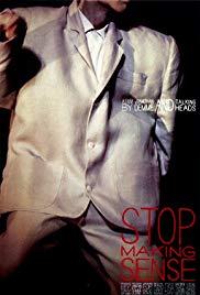 Watch Free Stop Making Sense (1984)