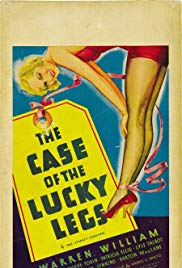 Watch Free The Case of the Lucky Legs (1935)
