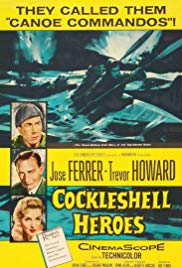 Watch Free The Cockleshell Heroes (1955)