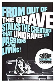 Watch Free The Curse of the Living Corpse (1964)