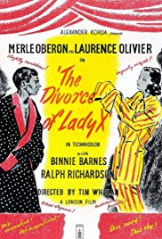 Watch Free The Divorce of Lady X (1938)