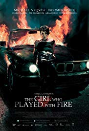 Watch Free The Girl Who Played with Fire (2009)
