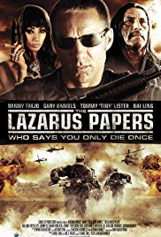 Watch Free The Lazarus Papers (2010)