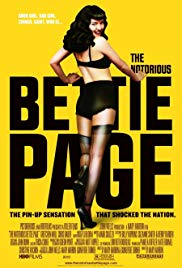 Watch Free The Notorious Bettie Page (2005)