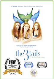 Watch Free The3Tails Movie: A Mermaid Adventure (2015)