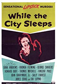 Watch Free While the City Sleeps (1956)