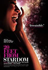 Watch Free 20 Feet from Stardom (2013)